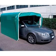 box auto modulare box modulare copertura a 1 chiocciola in pvc per auto