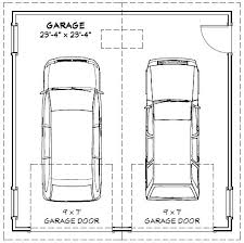 size of a three car garage standard double garage size south two car garage door size standard