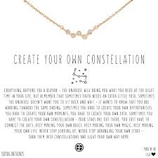 create your own necklace create your own constellation dainty necklace bryan anthonys