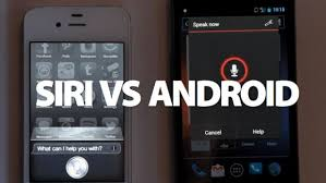 does android siri siri vs android which is better at understanding voice commands