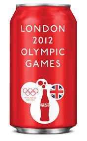 Coke Can Six Flags The Olympic Brand Wagon Gws Media