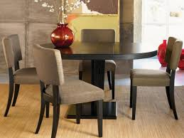 Black And Cherry Wood Dining Chairs Kitchen Chairs Interior Decoration Ideas Kitchen Terrific