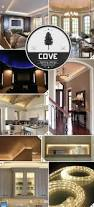 Home Lighting Design Easy Inexpensive Cove Lighting Uses Foam Crown Molding And Led