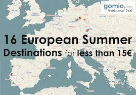 16 european summer destinations for less than 15 hostels blog