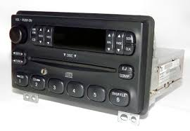 Ford Explorer All Black - ford explorer am fm cd radio w aux input for ipod android bolt in