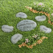 personalized garden stones at personal creations