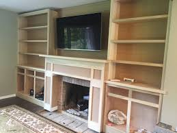 Built In Cabinets Living Room by Living Room 12 Oaks