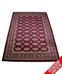 tappeto disegno tappeto classico orientale 160 x 230 rosso disegno persiano