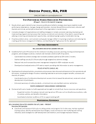Cover Letter For Hr Generalist Sample Human Resources Generalist Resume Resume Samples And