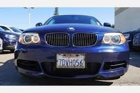 bmw mt view used bmw 1 series for sale in mountain view ca edmunds