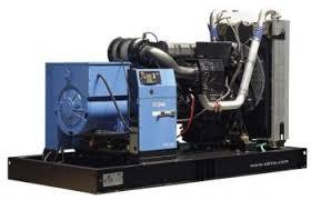 500kva volvo diesel generator 400kw v500kii generator set open