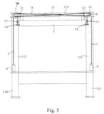 Loft Bed Espace Loggia Patent Us7874026 System And Method For Raising And Lowering A