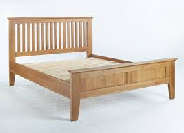 Oak Bed Frame Sherwood Oak Single Bed 50 Oak Furniture Solutions