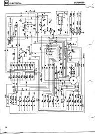 wiring diagram 110 cws v8 u0026 300ti defender forum lr4x4 the