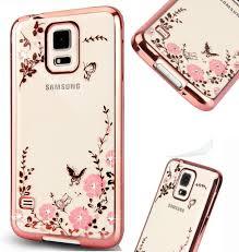 Stylish Design Amazon Com Galaxy S5 Case Luxury Stylish Design Electroplated