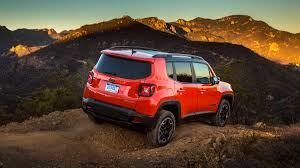 red jeep 2016 2016 jeep renegade 4x4 trailhawk suv review with price photo