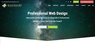 top 10 nonprofit web design firms reviewed