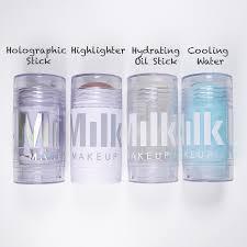 there u0027s no milk in u0027milk makeup u0027 milk holographic stick milk
