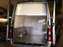 mercedes sprinter sporthome race van motorhome with large garage