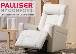 Comfort Recliners Palliser My Comfort Swivel Rocker Recliners