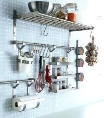 rangement mural cuisine rangement mural cuisine accroche casseroles cuisine accessoire