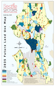 Seattle Public Transit Map by Seattle U0027s Draft Comprehensive Plan Takes On The Big Issues The