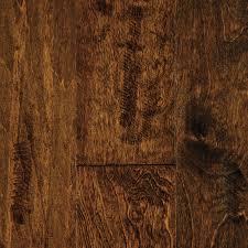 Lowes Hardwood Floors Shop Mullican Flooring Chalmette 5 In Brownstone Maple Hardwood