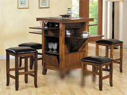 Tall Table And Chairs For Kitchen by Kitchen Appealing Tall Kitchen Table For Home Counter High Table