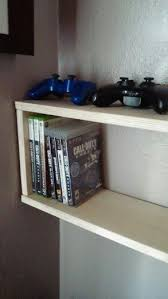 Dvd Shelf Wood Plans by Best 25 Video Game Storage Ideas On Pinterest Video Game