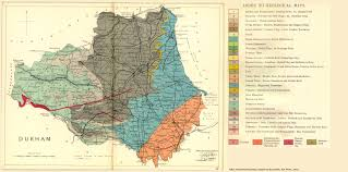 Yorkshire Map Virtual Geology Info Geology Of Ne England