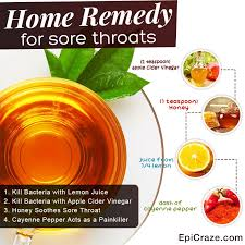 Seeking Tea Sore Throat Remedy With Cayenne Pepper