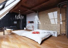 Sophisticated Bedroom Designs Which Applying With A Brick And Wooden - Sophisticated bedroom designs