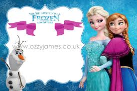 frozen birthday party invitations uk infoinvitation co