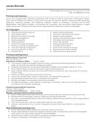 resume examples professional summary terrific healthcare medical chronologically resume summary with resume free healthcare medical resume sample great healthcare medical resume with personal data letterhead