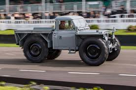 top 10 most notable vehicles from the goodwood revival