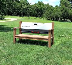 Bench Made From Tailgate Ana White Tailgate Bench Diy Projects