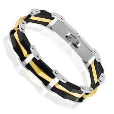 stainless link bracelet images Sterling silver 15mm cuban link chain bracelet 3 lengths jpg