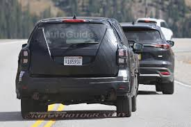 tribeca subaru 2016 2019 subaru tribeca replacement spied for the first time