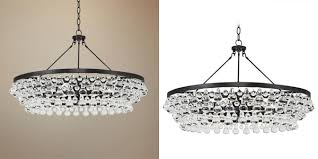 Robert Abbey Bling Chandelier Our Favorite Glass Chandeliers It U0027s All About The Bling