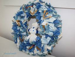 pillsbury doughboy wreath i could make this right