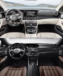 old lexus interior 2016 mercedes e class w213 vs mercedes e class w212