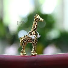 metal giraffe ring holder images H d 3 39 39 ring holder hinged trinket boxes for gifts jewelry boxes jpg