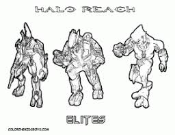 free printable halo coloring pages for kids coloring home
