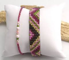 961 best beaded loom bracelets images on pinterest bead loom