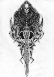 free reaper tattoo tattoo from itattooz