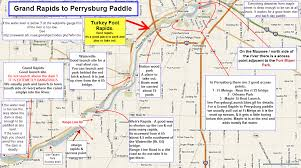Perrysburg Ohio Map by Where To Paddle