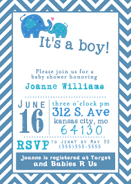 Free Printable Baby Shower Free Printable Baby Shower Invitations For Nice Baby Shower Boy