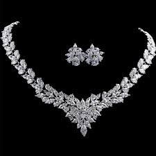wedding jewelry bridal l stunning vintage crystals wedding jewelry sets