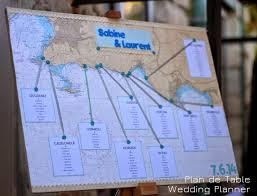 decoration table mariage theme voyage deco mariage marin