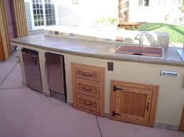 outdoor kitchen faucet sensational wood outdoor kitchen doors with stainless steel outdoor